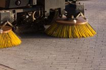 掃除機清掃